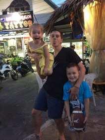 Little nerds I met in Thauland